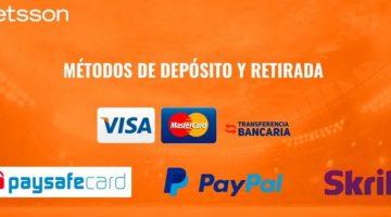 Cómo Depositar en Betsson Argentina
